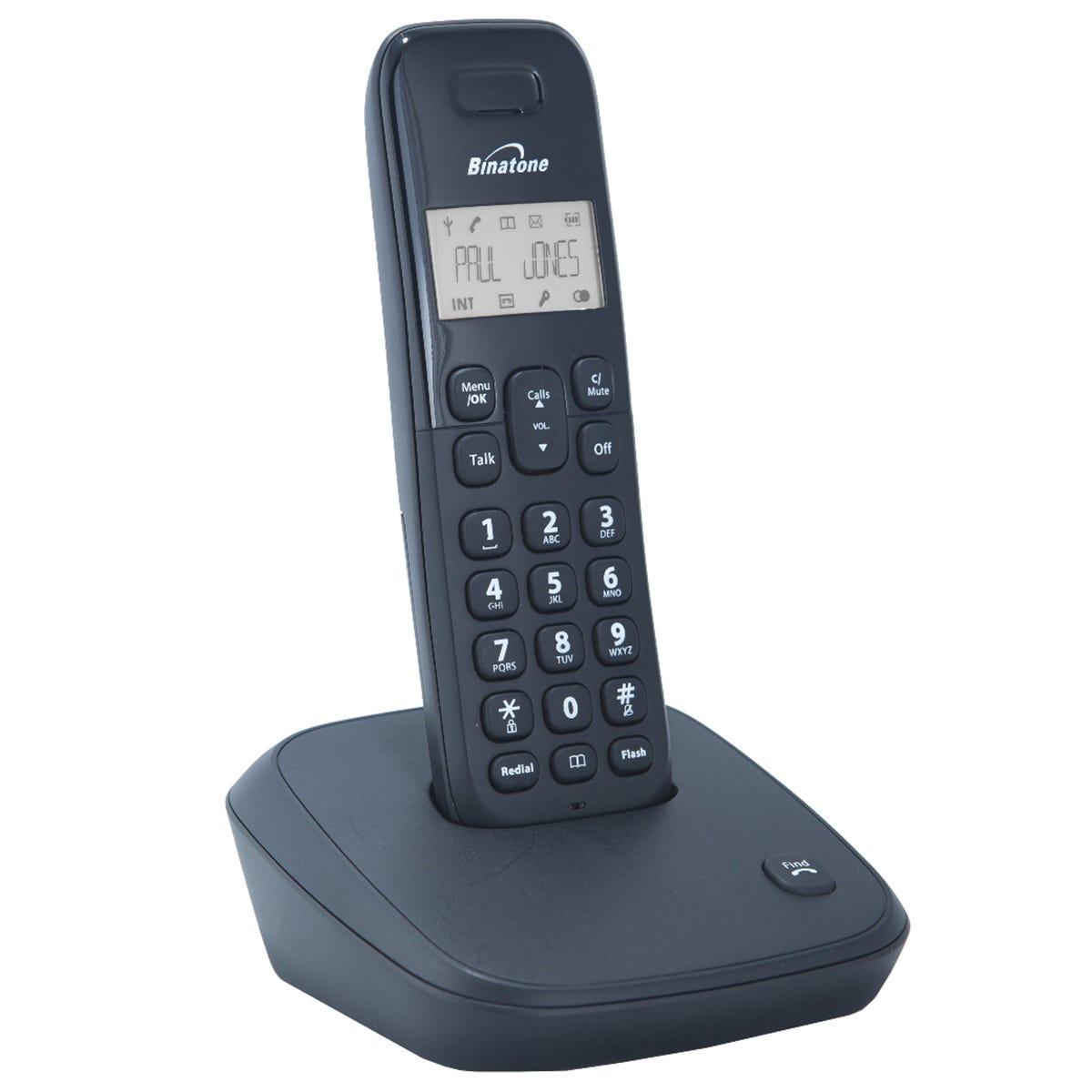 Binatone Veva 1700 DECT Telephone - Single