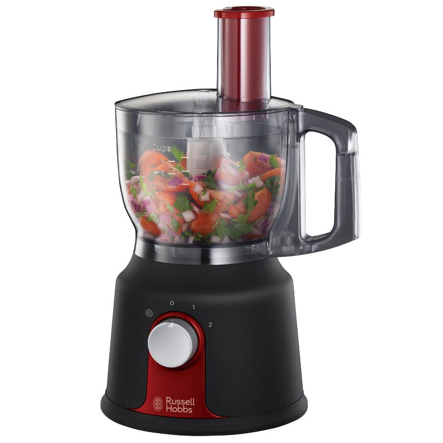 Compare prices for Russell Hobbs 18511 600W Desire Food Processor