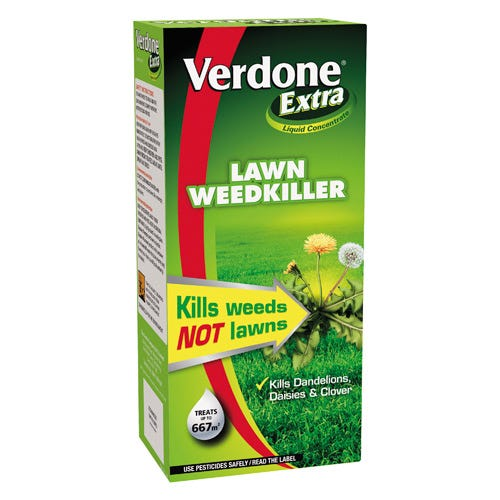 Image of Verdone Extra Lawn Weedkiller - 1 Litre
