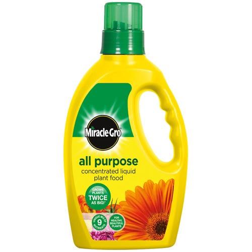 Image of Miracle-Gro All-Purpose Liquid Plant Food – 1L
