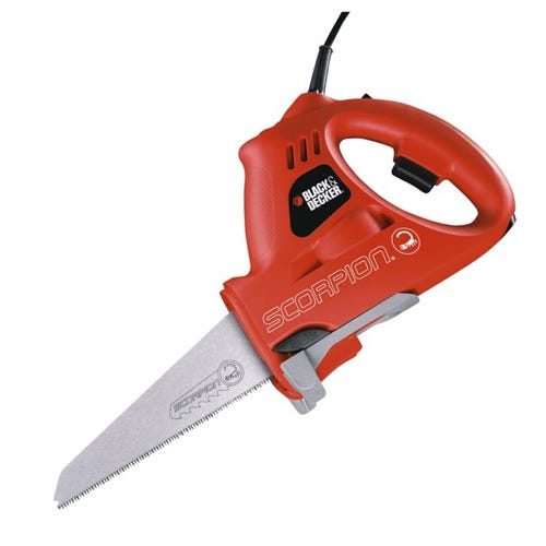 Compare prices for Black and Decker Scorpion 400W Electric Saw