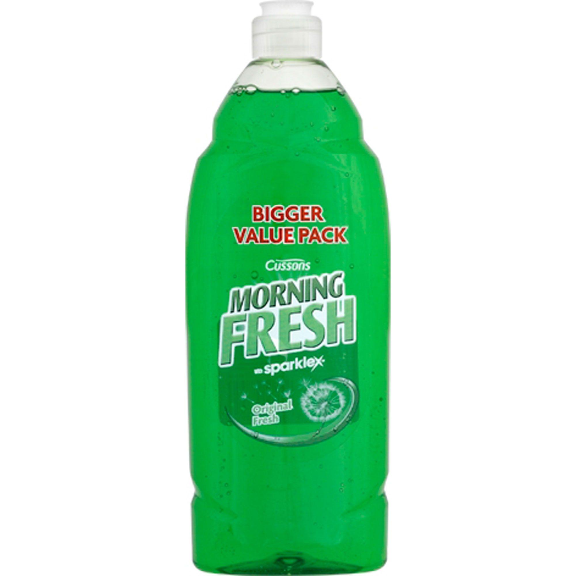 Image of Morning Fresh Original Washing Up Liquid 675ml