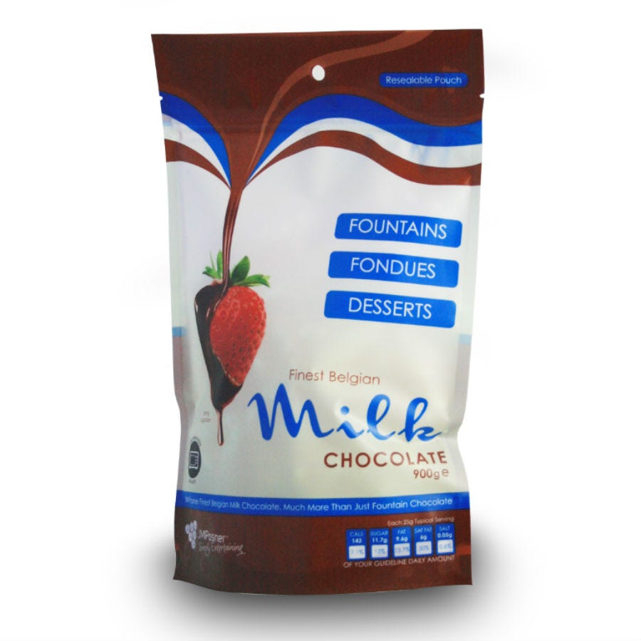 Compare prices for JM Posner Finest Belgian Milk Chocolate Chips - 900g