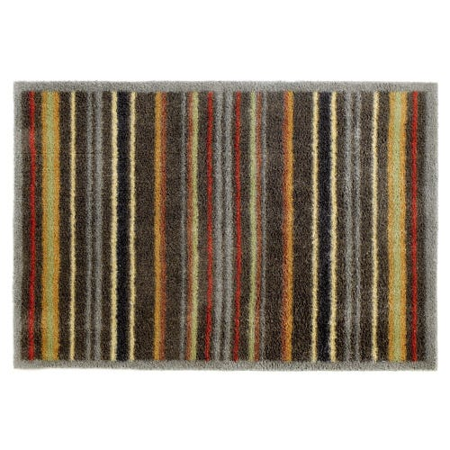 Image of Turtle Mat Multigrip-backed Doormat - Graphic Stripe 60 x 85cm