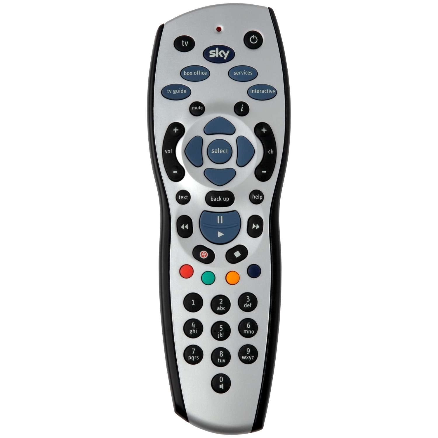 Sky Hd Replacement Remote Control Sky 120