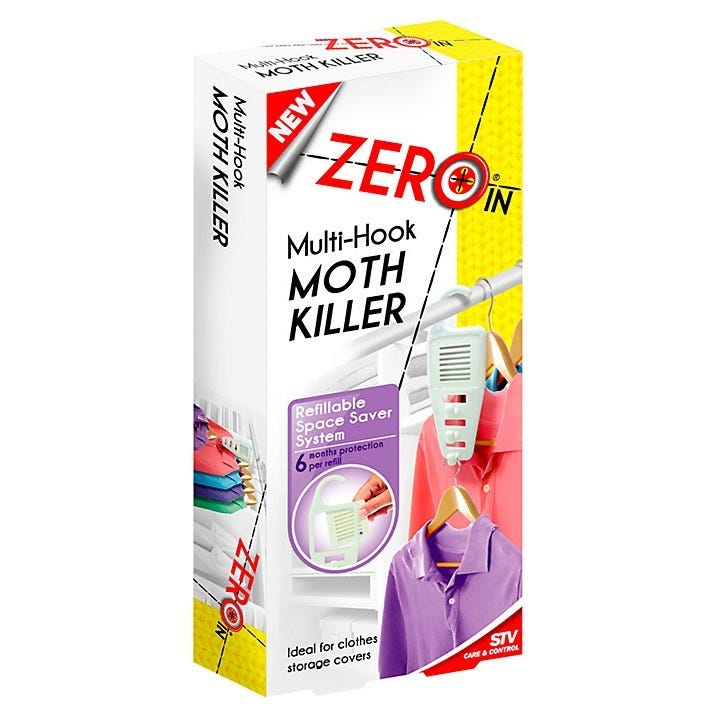 Compare prices for Zeroin Moth Killer Multi Hook Unit