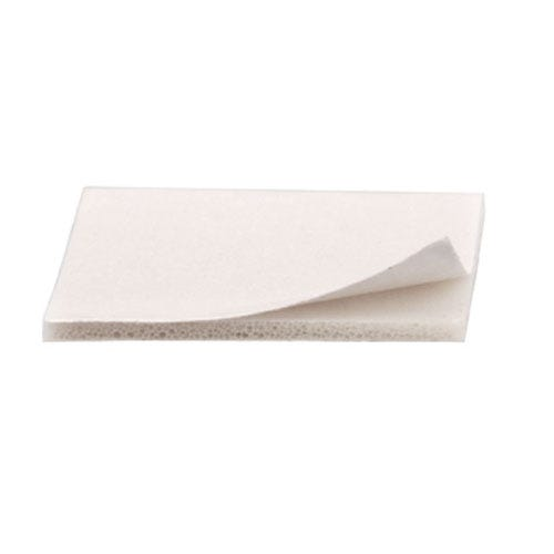 Robert Dyas/Building & Timber Products/Doors & Floors/Select Hardware Double Sided Pads 25mm x 25mm (20 Pack)