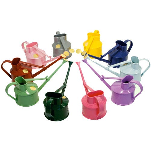 Image of Haws Indoor Watering Can – Assorted Colours