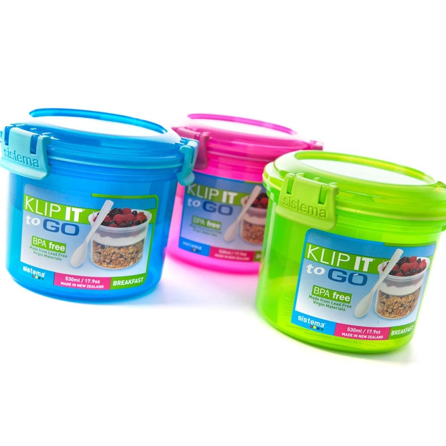 Compare prices for Sistema Breakfast To Go Container
