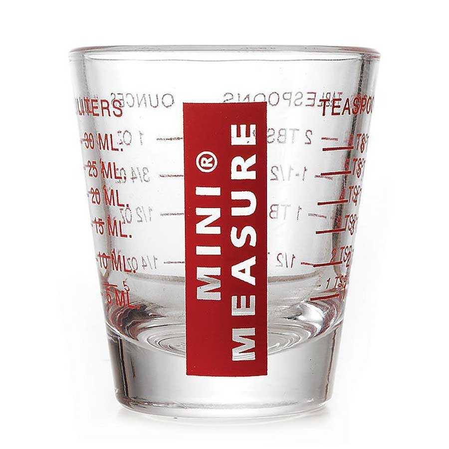Compare retail prices of Eddingtons Mini Measure Glass 35ml to get the best deal online