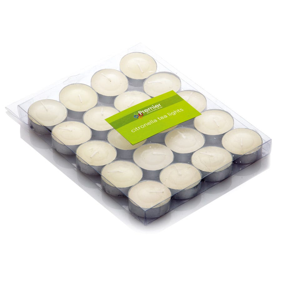 Image of Citronella Tea Lights – 20 Pack