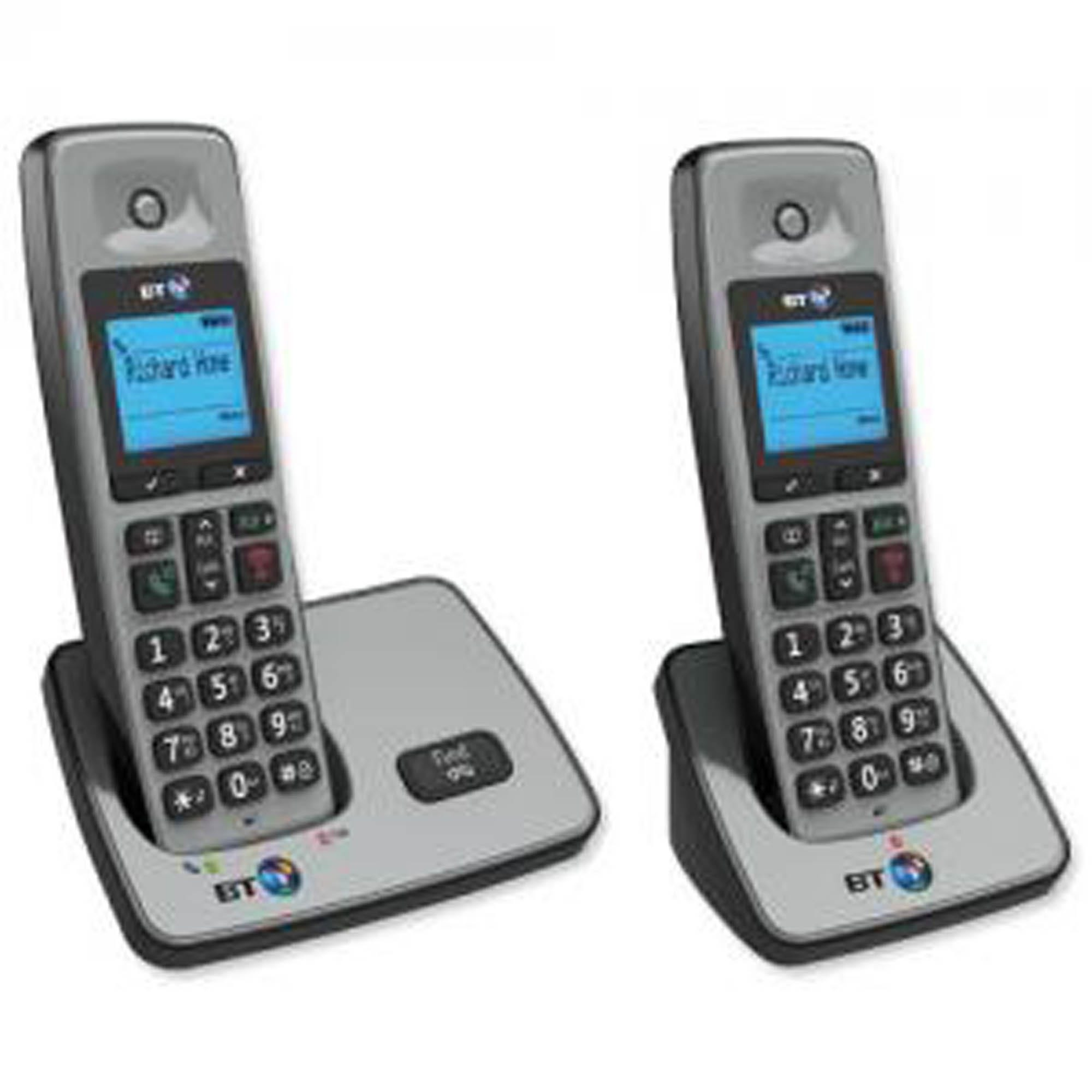 BT2000 Cordless Telephone - Twin