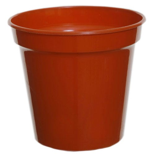 Compare prices for Whitefurze 10cm Pots - Pack of 7