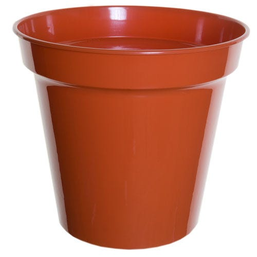Compare prices for Whitefurze Plant Pot - 20cm