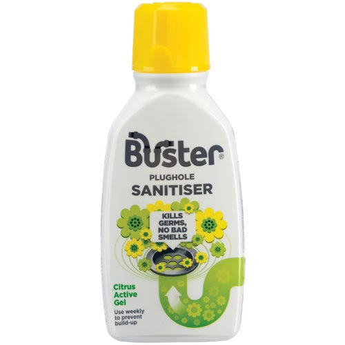 Image of Buster Plughole Sanitiser Gel – 300ml