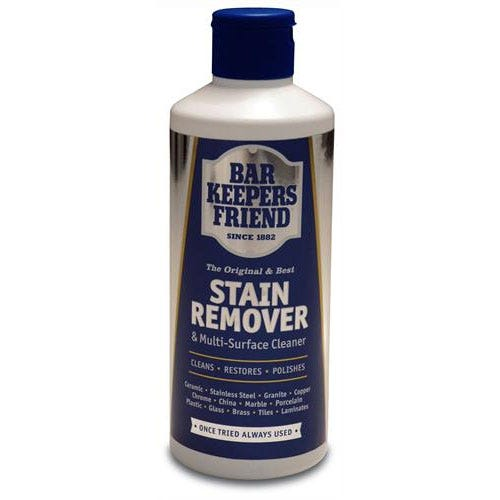 Compare retail prices of Bar Keepers Friend Bar Keepers Friend Stain Remover Powder - 250g to get the best deal online