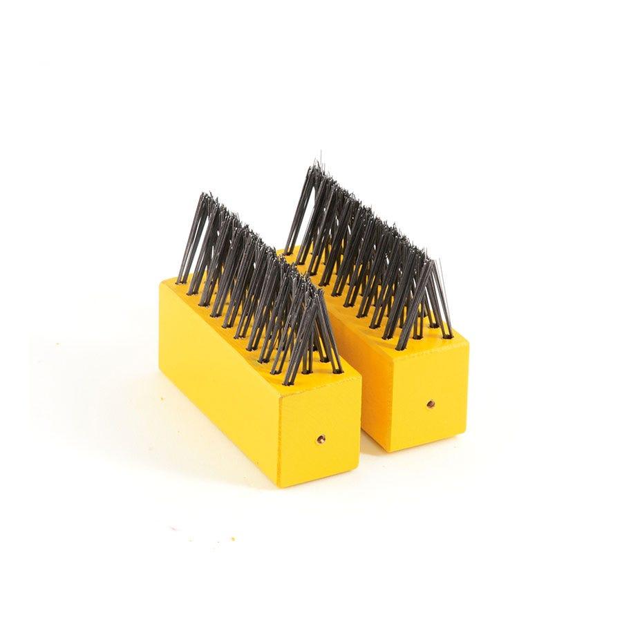Image of Wolf-Garten Multi-Change Weeding Brush – Pack of 2