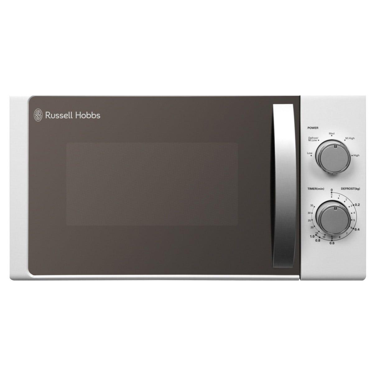 Russell Hobbs RHM2073 20L Manual Microwave, 20L