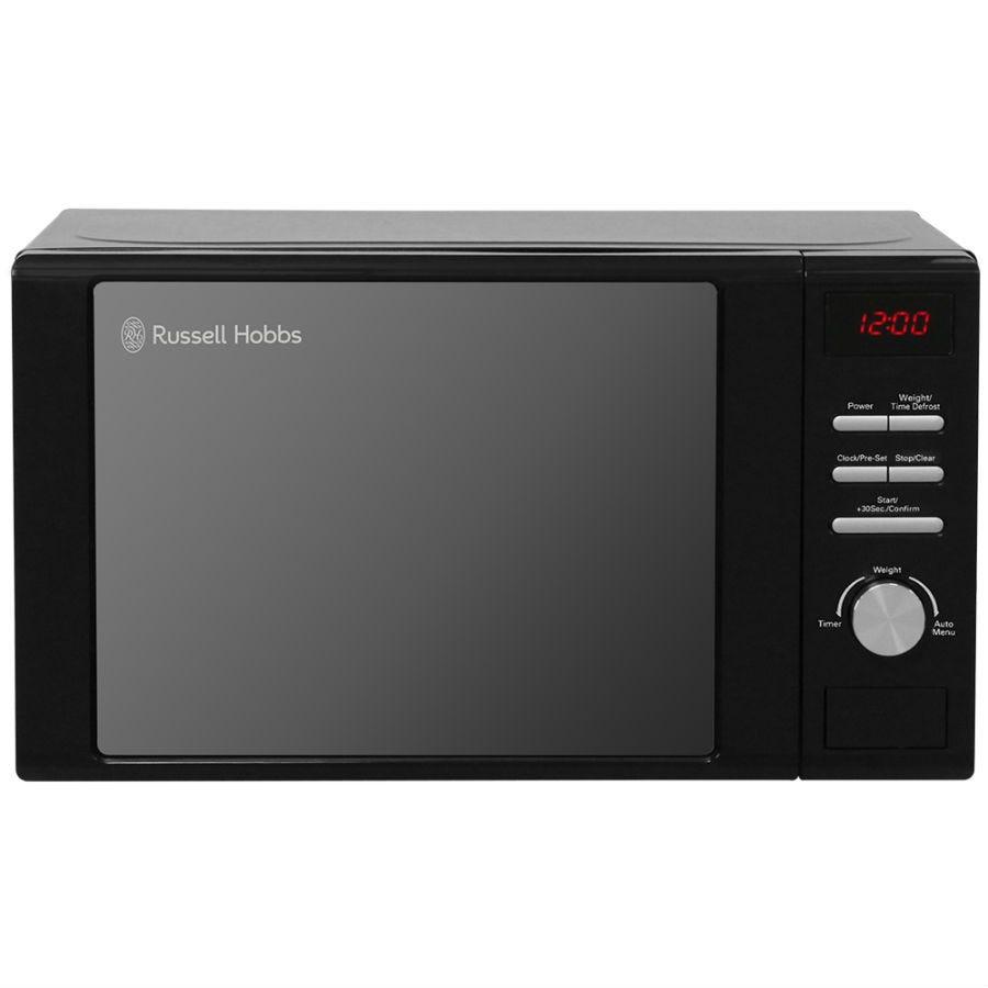 Russell Hobbs RHM2064B Digital Microwave, 20L - Black