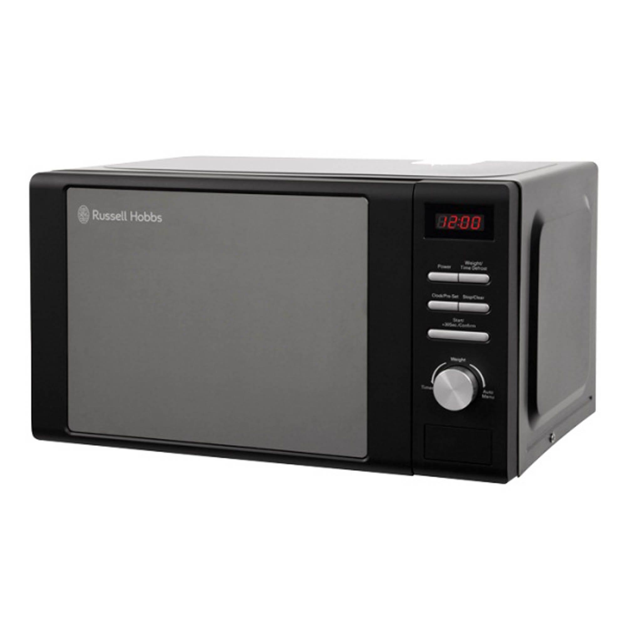 Russell Hobbs RHM2064MB 20 Litre Digital Microwave - Matt Black