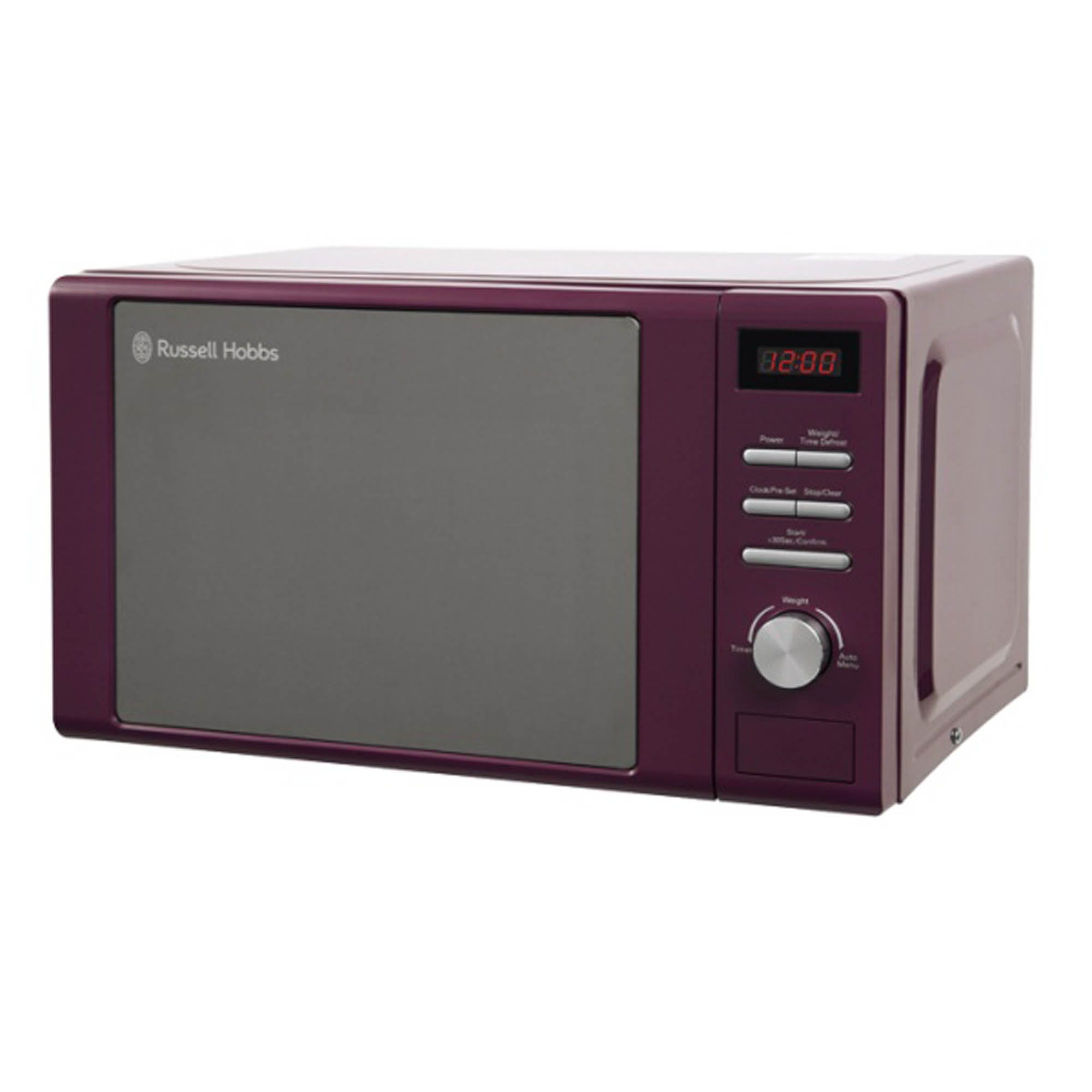 Russell Hobbs 20 Litre Digital Microwave Purple - RHM2064P