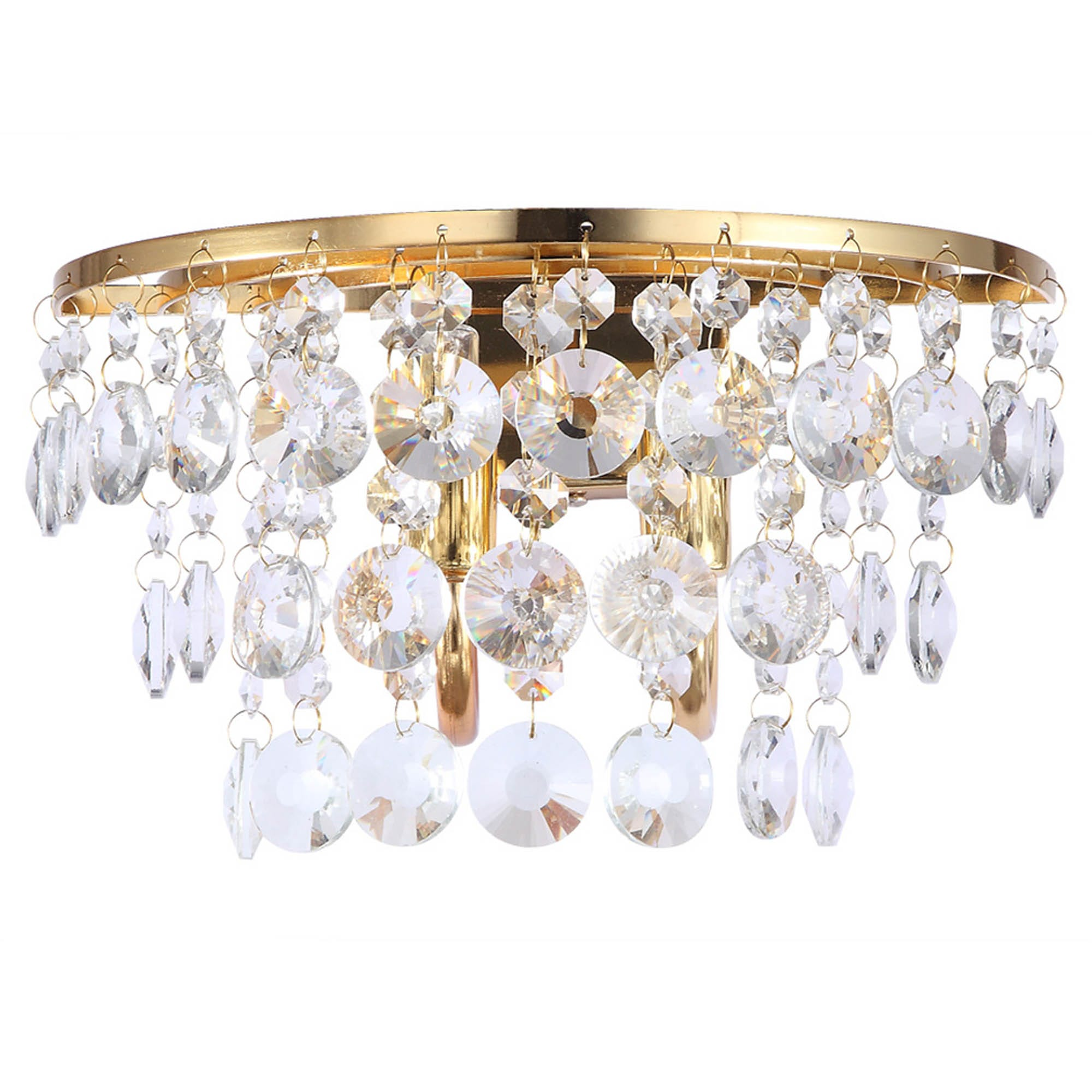 Image of Diego Gold Wall Light