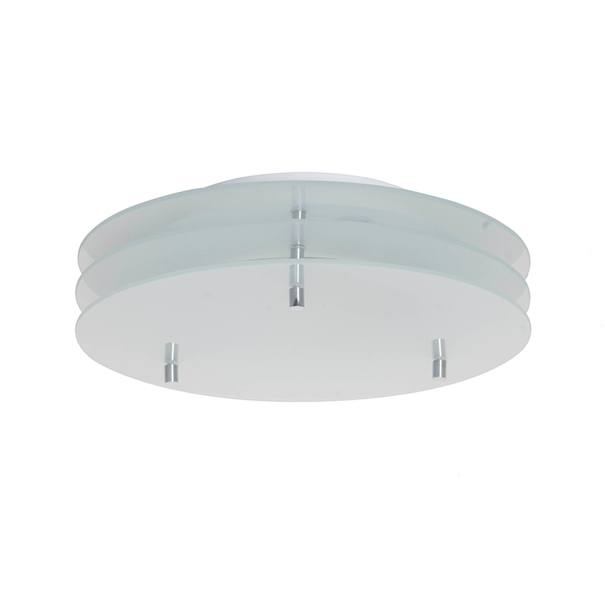 Compare prices for Litecraft LA Frosted Glass Ceiling Light
