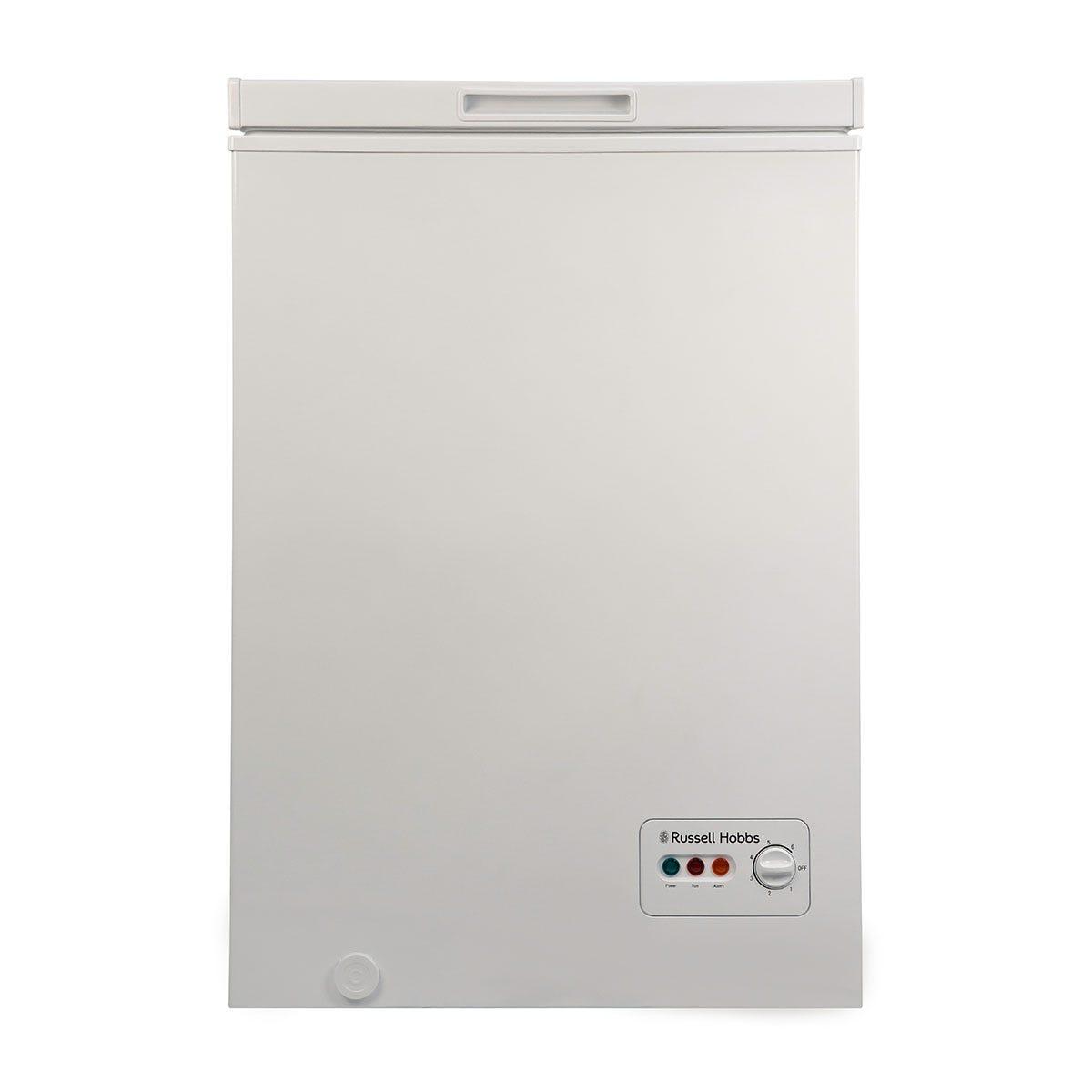 Russell Hobbs RHCF103 99 Litre Chest Freezer - White