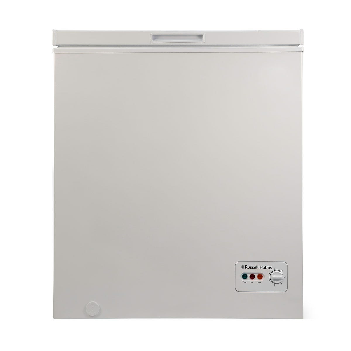 Russell Hobbs RHCF150 142L Freestanding Chest Freezer - White