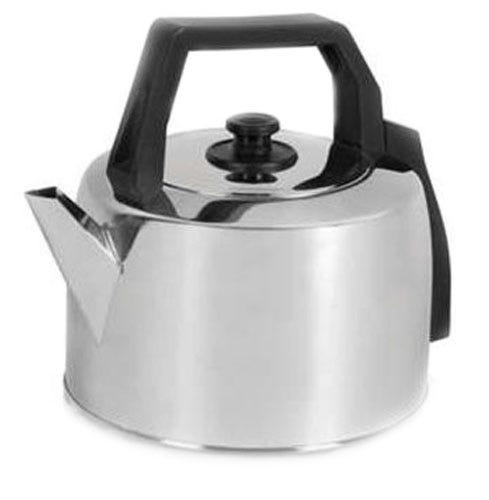 Compare prices for Swan 3.5L Stainless Steel Catering Kettle - Silver