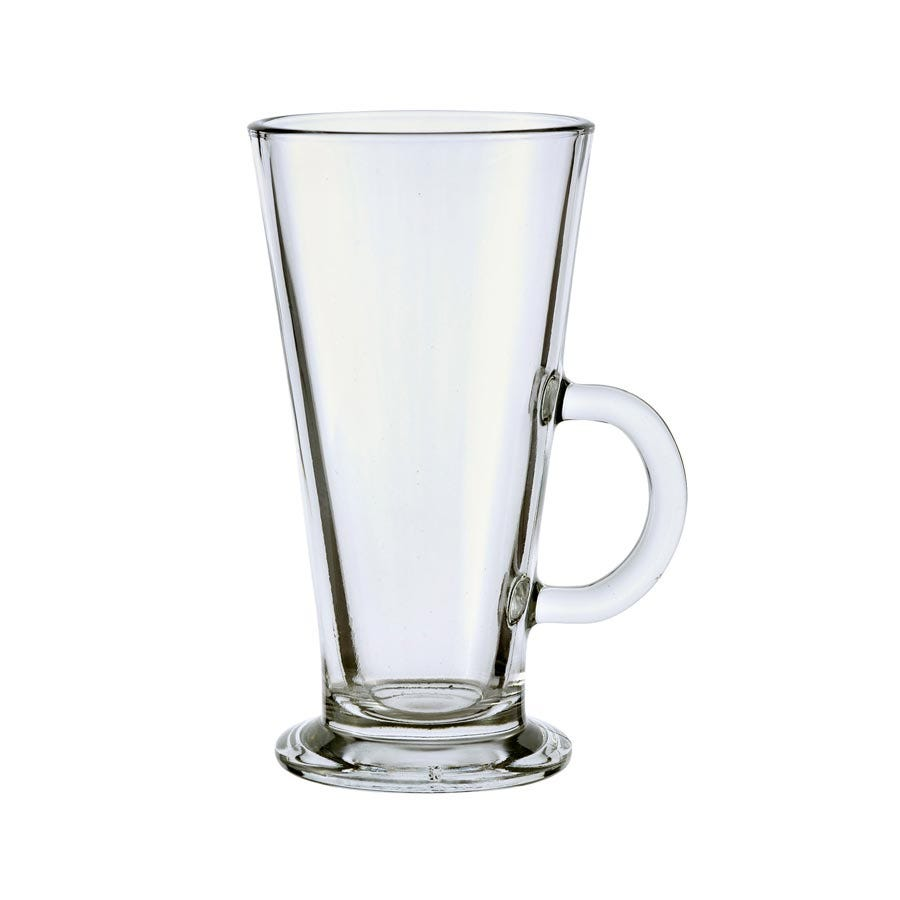 Compare prices for BHL Latte Glass Mug