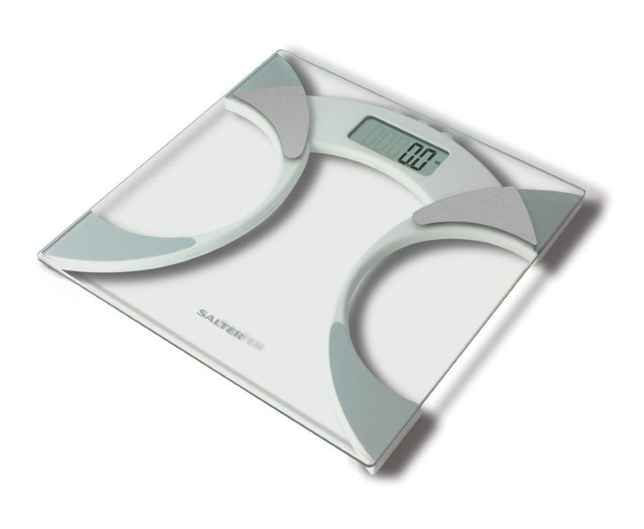 Compare prices for Salter Housewares Ultra Slim Glass Analyser Scale