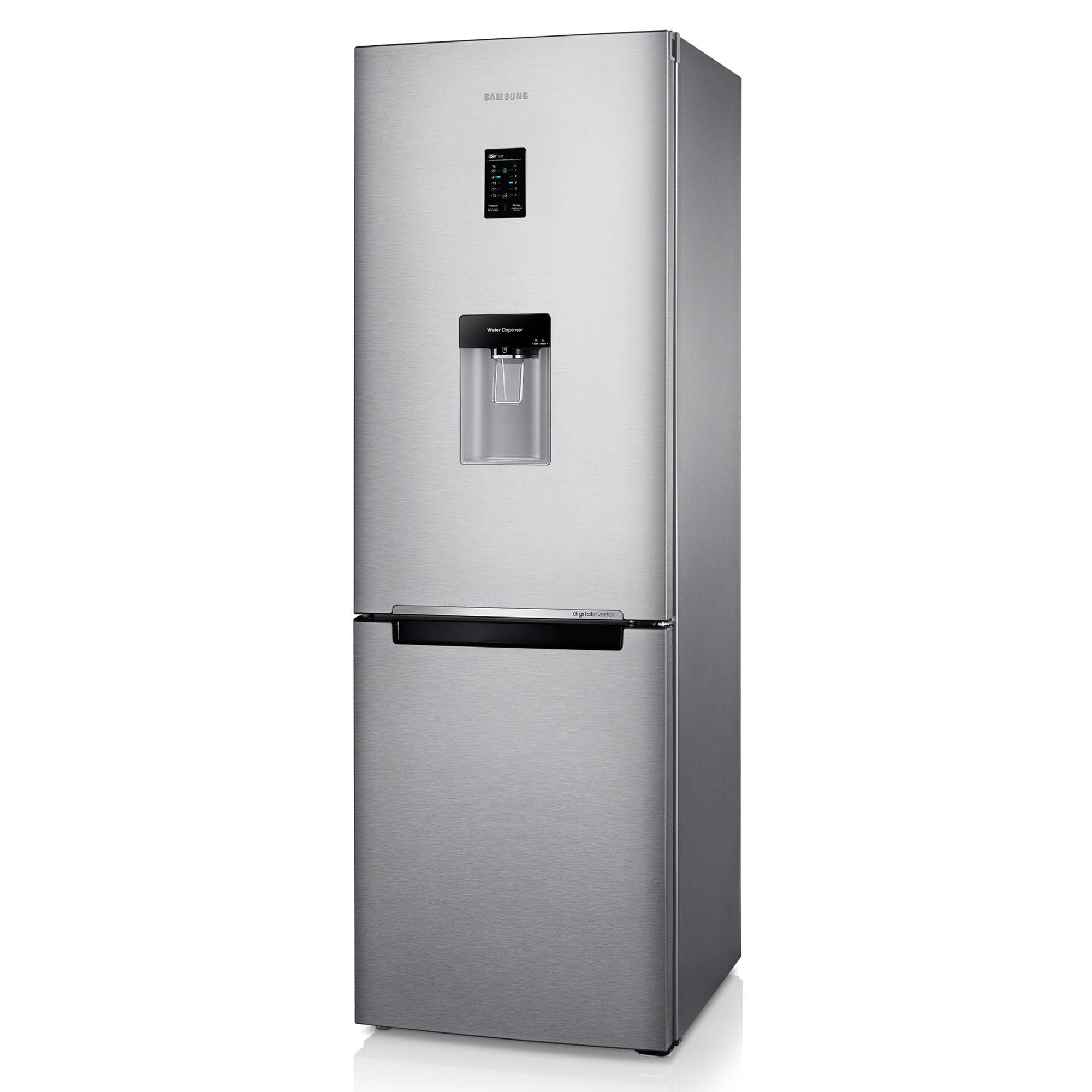 Samsung Silver Fridge Freezer With Water Dispenser