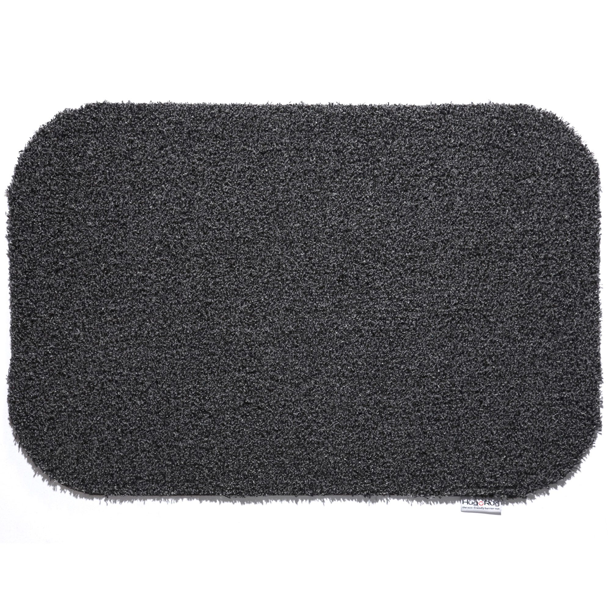 Compare prices for Hug Rug 50 x 75cm Doormat - Charcoal