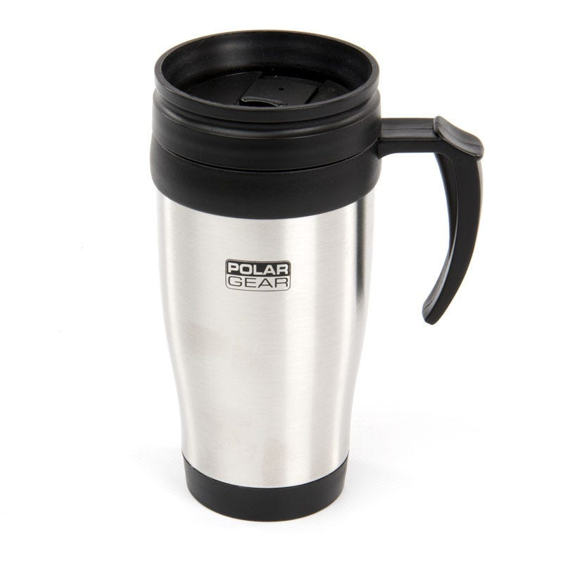Compare prices for Dnc Uk Ltd Polar Gear Everyday Stainless Steel Travel Mug - 0.4L