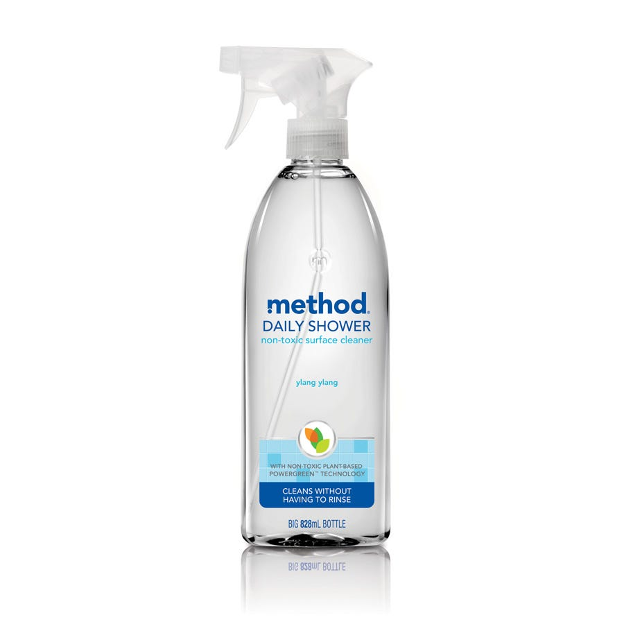 Compare prices for Method Daily Shower Cleaner - 828ml