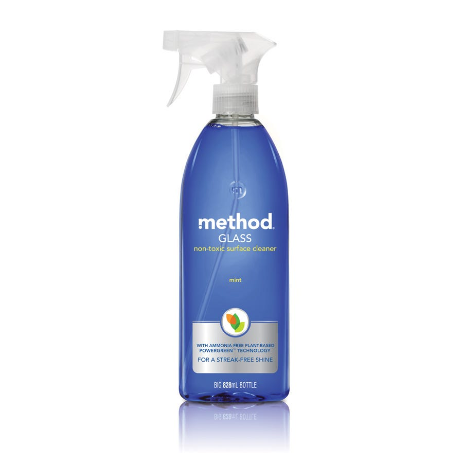 Compare prices for Method Glass Cleaner - 828ml