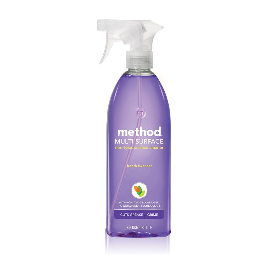 Image of Method All Purpose Cleaning Spray Lavender