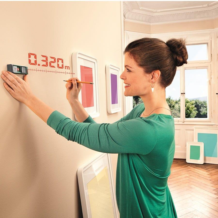 Bosch Digital Laser Measure PLR15