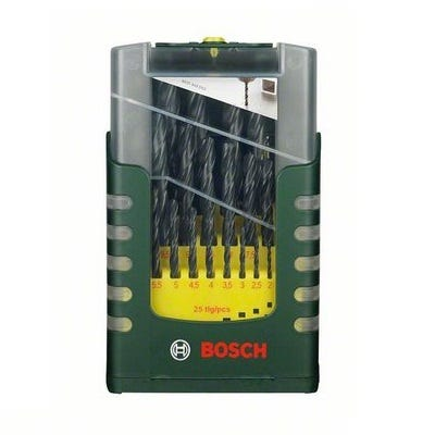 Compare retail prices of Bosch 25 Piece X-line Accessory Set to get the best deal online