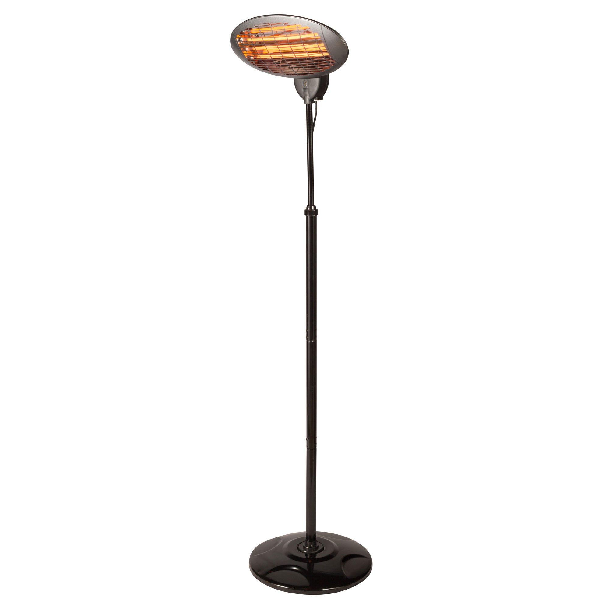 connect it 2000w halogen patio heater. Black Bedroom Furniture Sets. Home Design Ideas