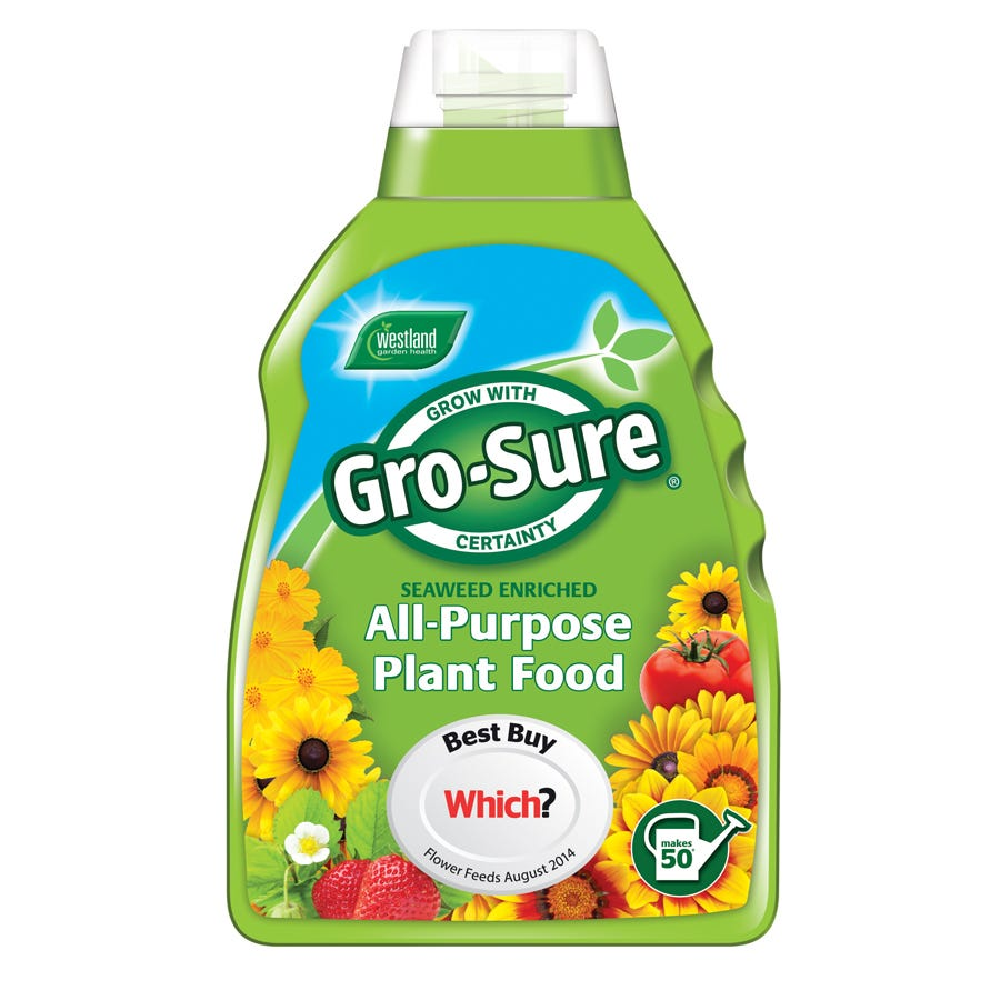 Image of Westland Gro-Sure All-Purpose Plant Food