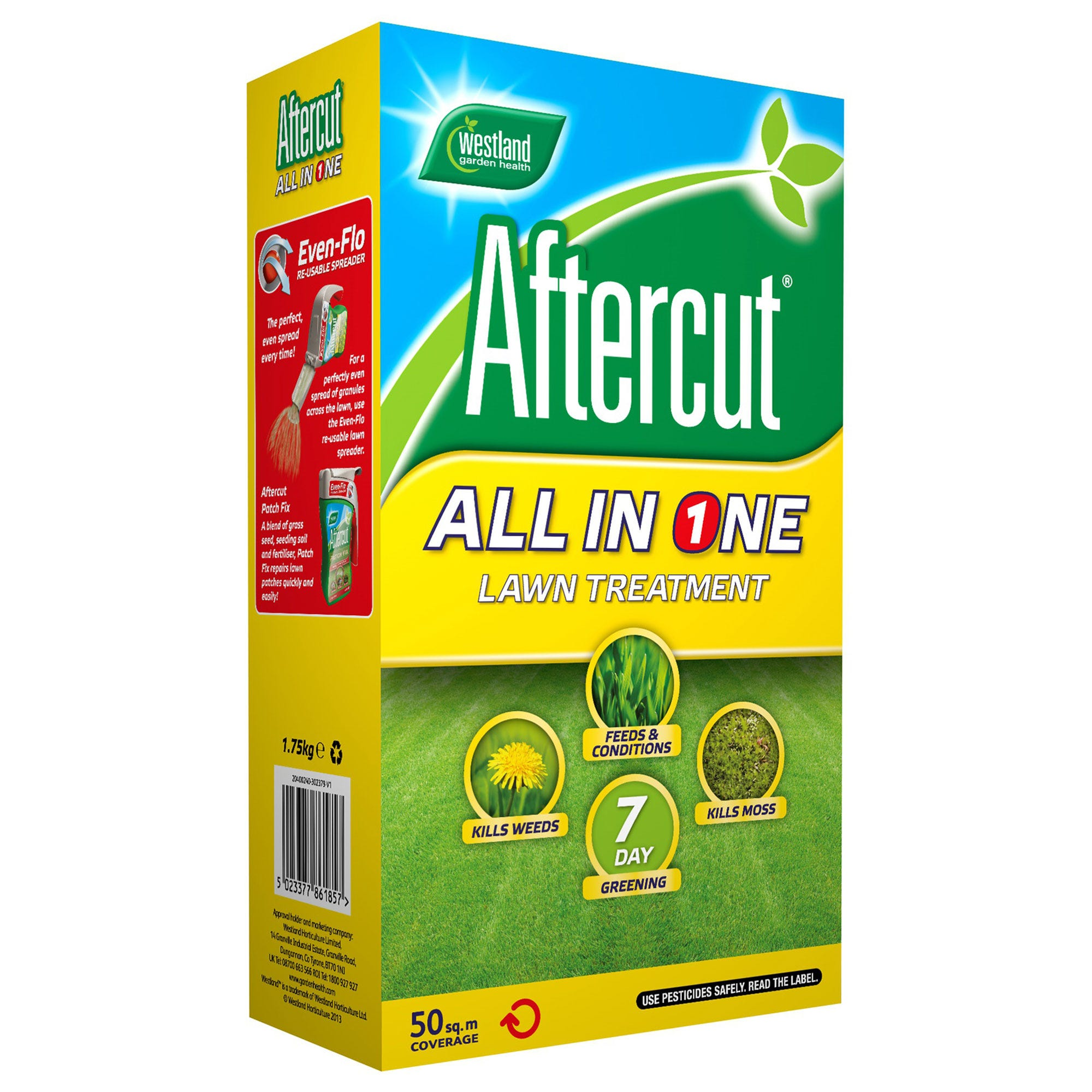 Image of Aftercut All-In-One Lawn Treatment – 50 sq.m