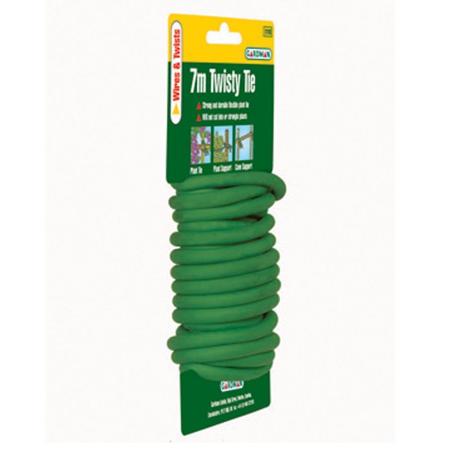 Compare prices for Gardman 7m Soft Twisty Tie