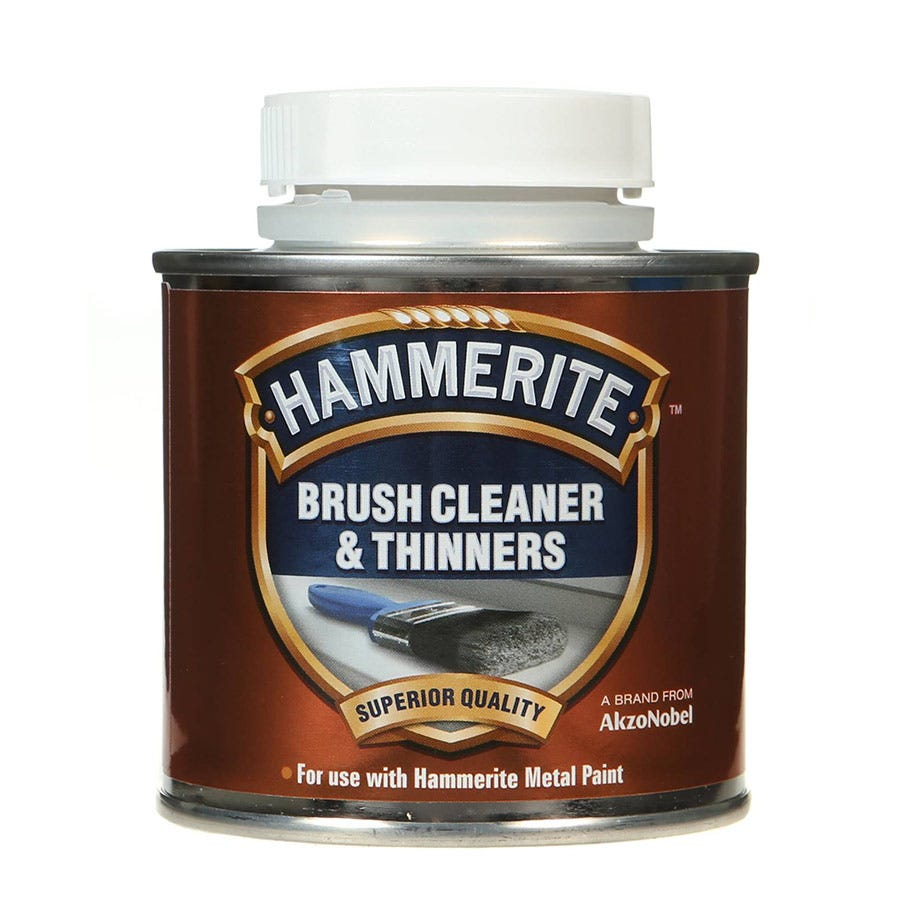 Compare prices for Hammerite Brush Cleaner and Thinners - 250ml