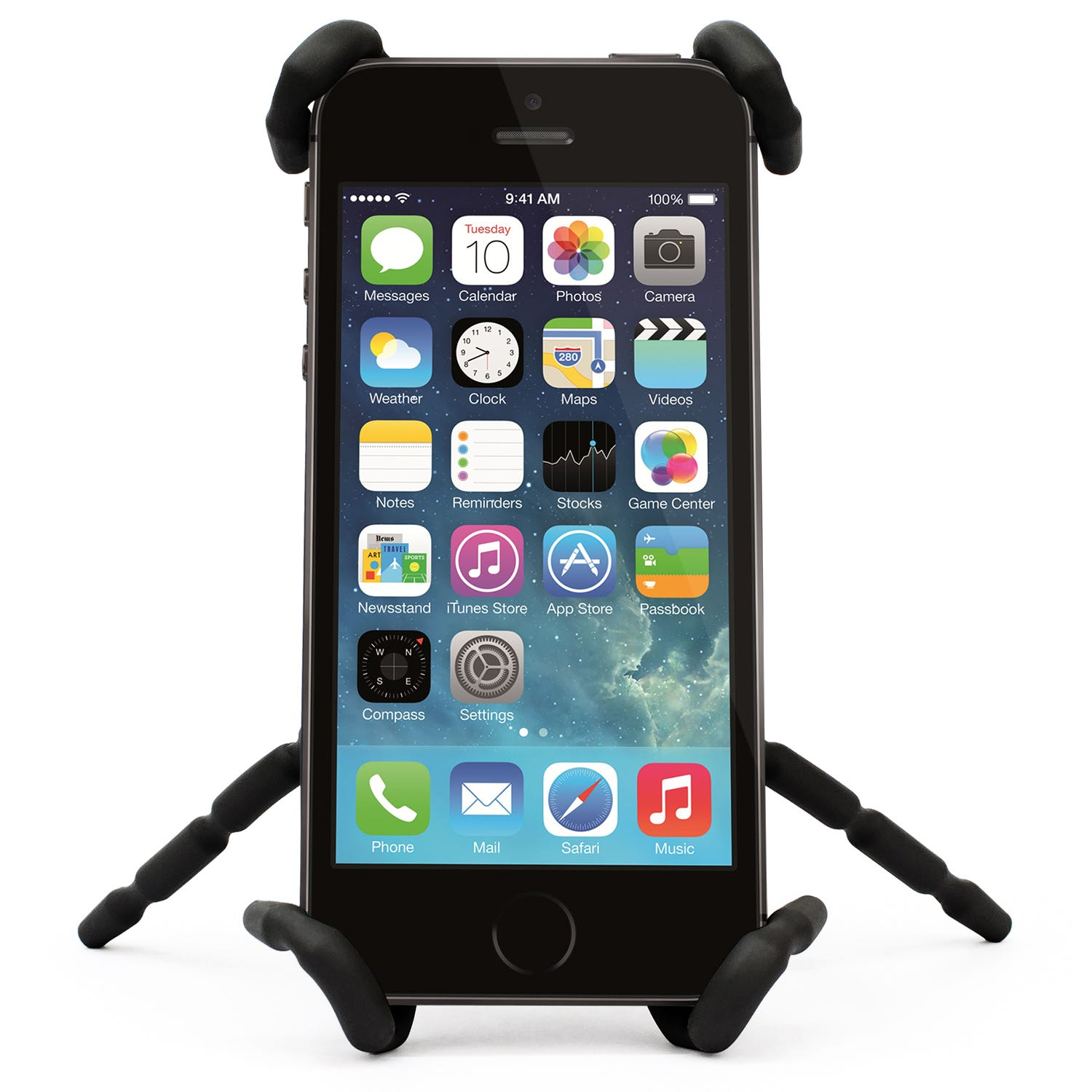 Compare prices for Breffo Spiderpodium Smartphone Stand and Holder