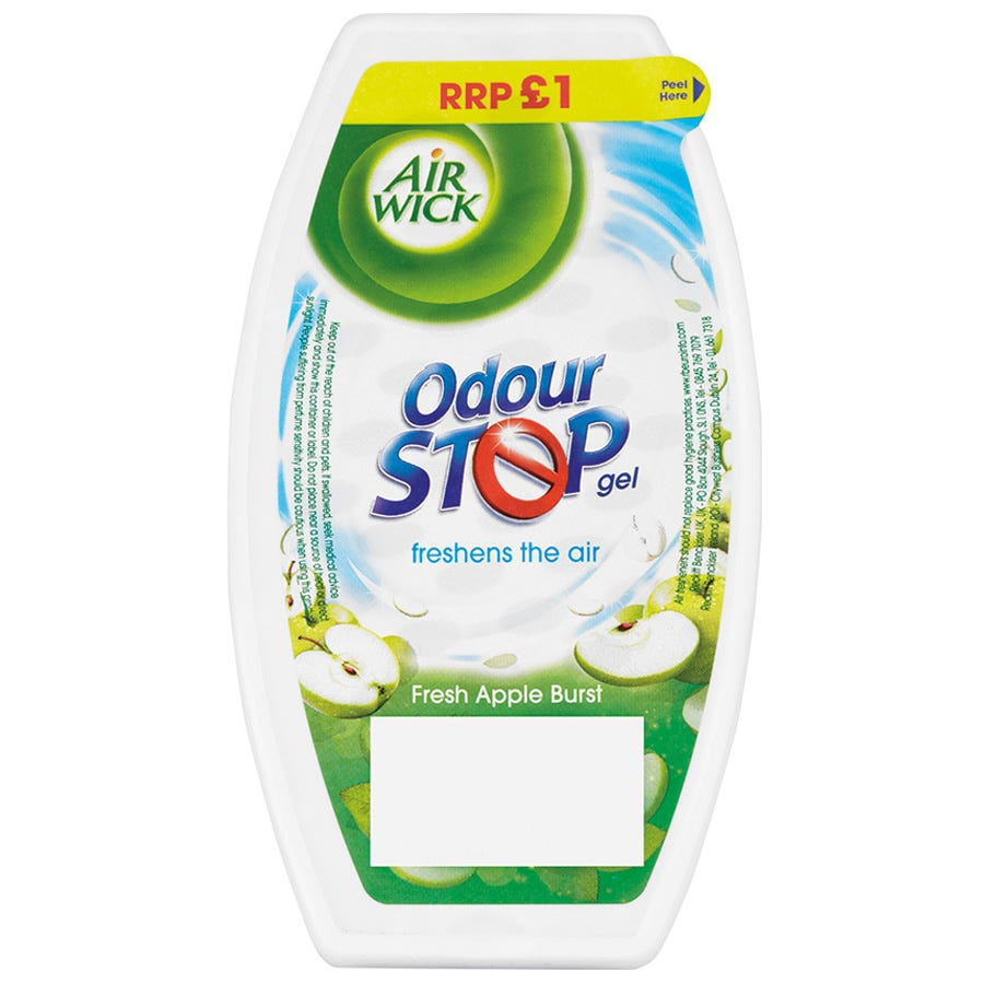 Compare prices for Air Wick Airwick Apple Odour Stop Gel