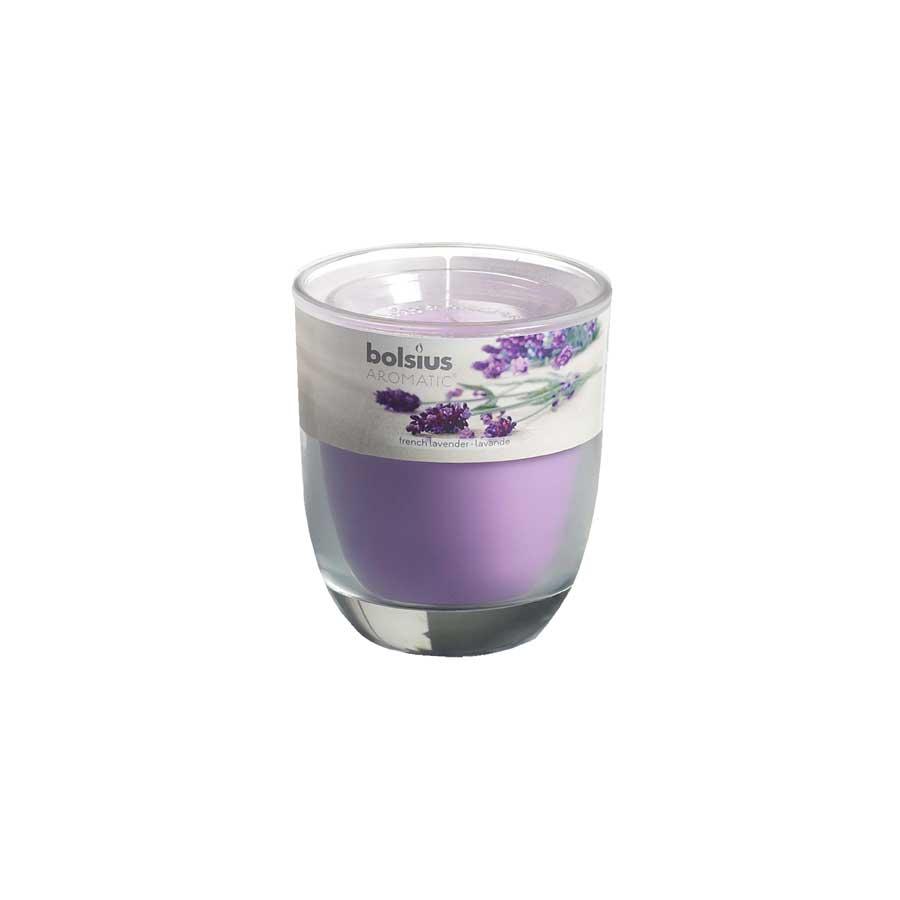 Image of Bolsius Scented Candle Jar – Lavender
