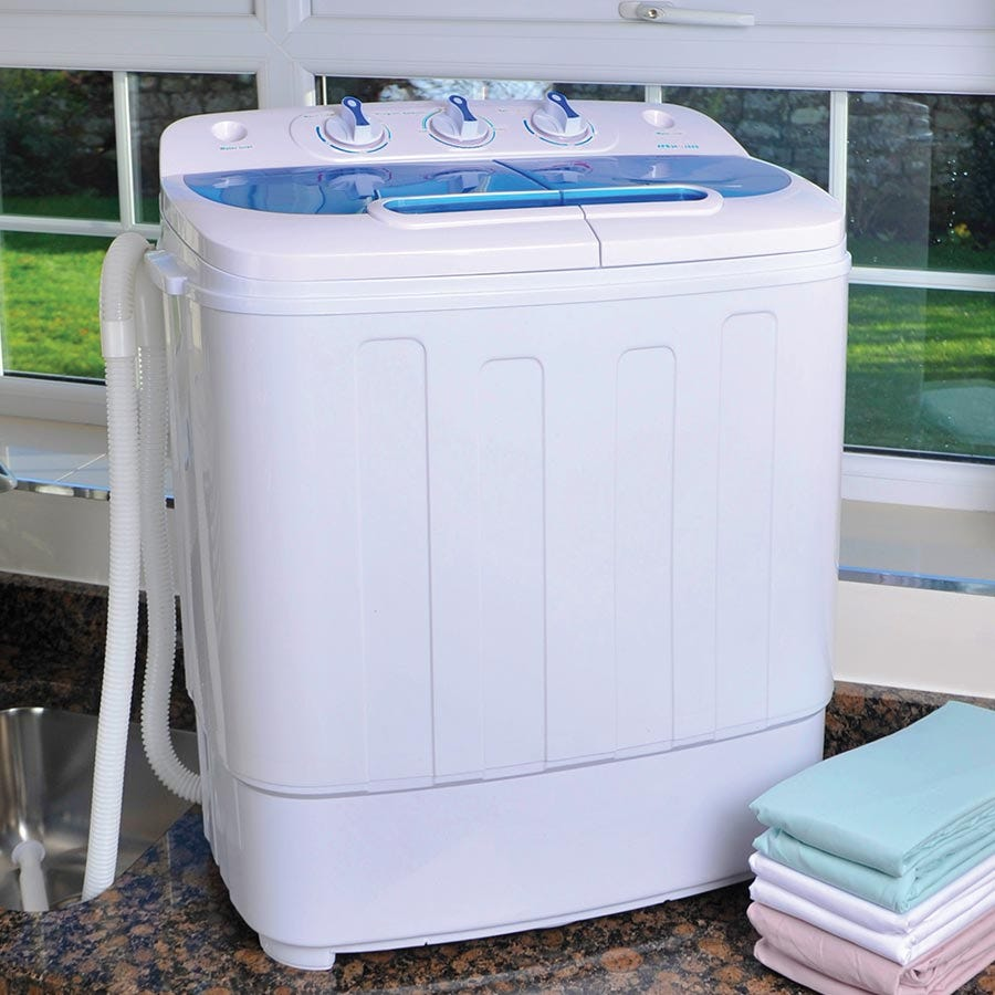 Compare prices for Good Ideas Twintub Washing Machine and Spin Dryer