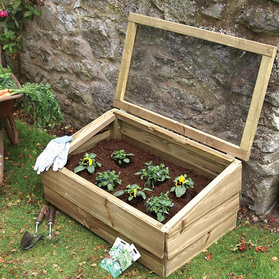 Image of Cold Frame Single Growing Box